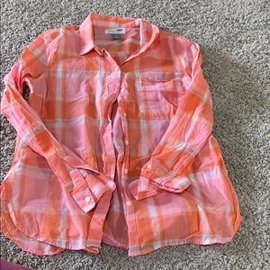 Cute button down collared shirt